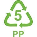 PP 5 Polypropylen