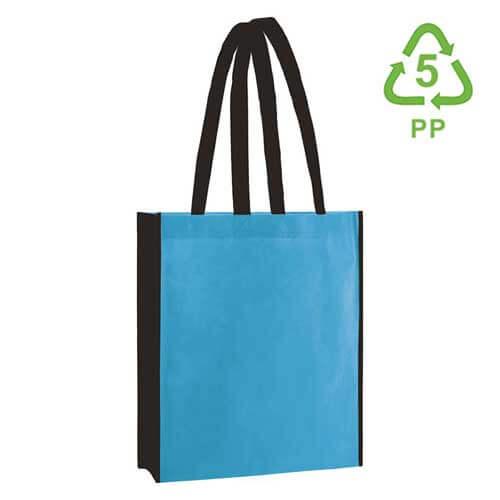 City-Bag Duo 38 x 42 x 10 cm mit Boden- und Seitenfalte